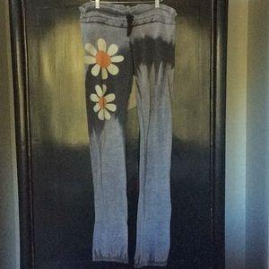 Wildfox Daisy Sweatpants